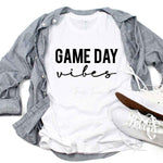 Game Day Vibes Sublimation Transfer
