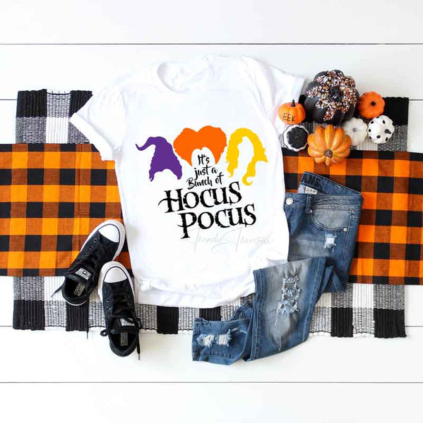 It's Just A Bunch Of Hocus Pocus Sublimation Transfer