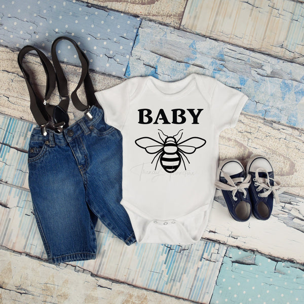 Baby bee Sublimation Transfer