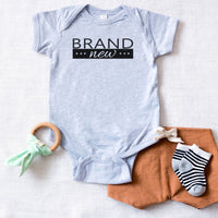 Brand New Infant Screen Print Heat Transfer