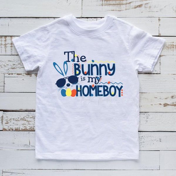 The Bunny Is My Homeboy Sublimation Transfer