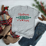 Christmas Baking Team Sublimation Transfer