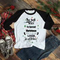 The Best Way to Spread Christmas Cheer Sublimation Transfer