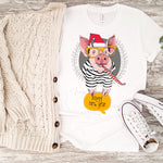 Happy New Year Pig Sublimation Transfer