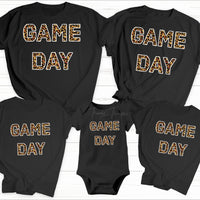 Game Day Leopard INFANT Screen Print Transfer