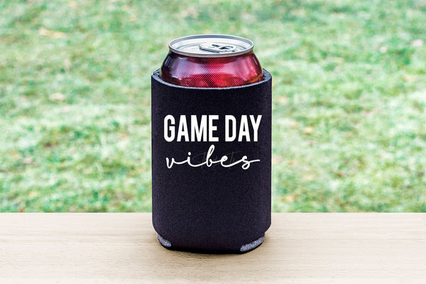 Game Day Vibes POCKET/CAN HUGGER Screen Print Transfer
