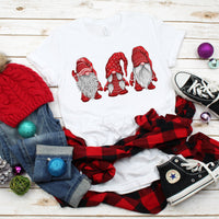 Christmas Gnomes Sublimation Transfer