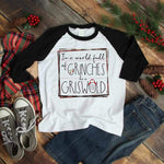 Be A Griswold Not A Grinch Screen Print Heat Transfer