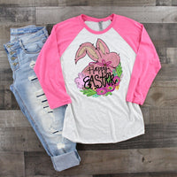 Hoppy Easter Bunny Sublimation Transfer