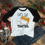 Let's get Toasted Marshmallows Sublimation Transfer