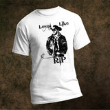 Loyal Like Rip Wheeler Yellowstone Fan Art Sublimation Transfer