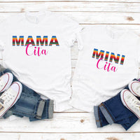 Minicita Serape Sublimation Transfer