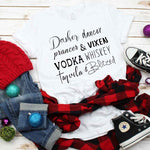 Santa's Favorites Sublimation Transfer