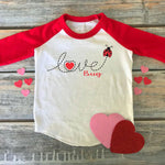 Love Bug Sublimation Transfer