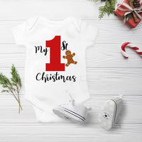 My 1st First Christmas Sublimation Transfer