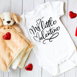 My Little Valentine Sublimation Transfer