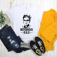 Notorious RBG Sublimation Transfer
