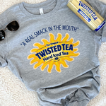 Real Smack in The Mouth Twisted Tea T-Shirt