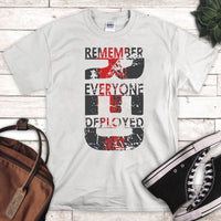 Remember Everyone Deployed Sublimation Transfer