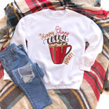 Shimmy Shimmy Cocoa What! Sublimation Transfer