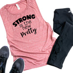 Strong Is The New Pretty Sublimation Transfer