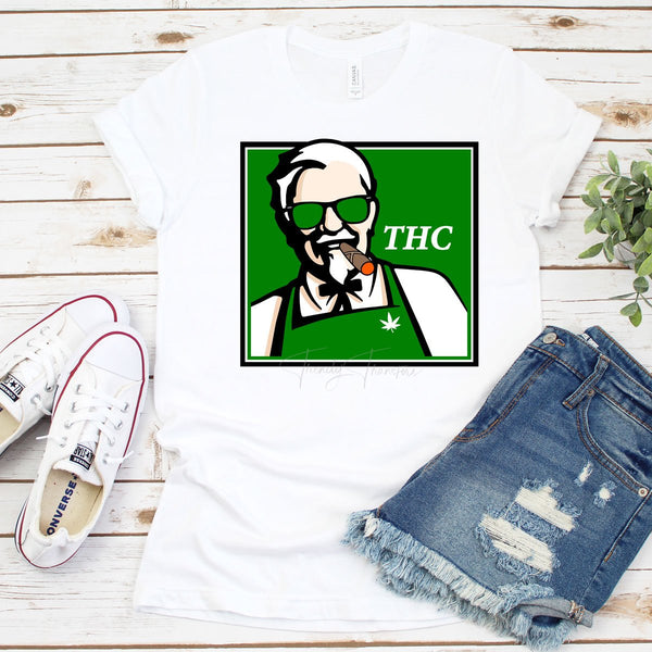 THC Sublimation Transfer