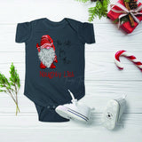 Too Cute for the Naughty List BOY Screen Print Heat Transfer