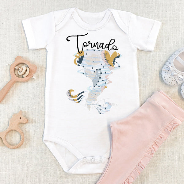 """Tornado"" Mommy and Me Sublimation Transfer"