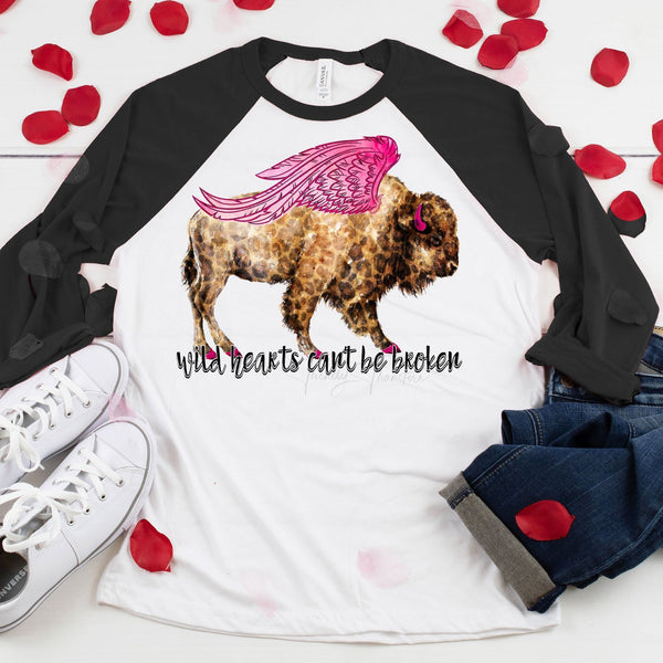 Wild Hearts Rome Free Sublimation Transfer