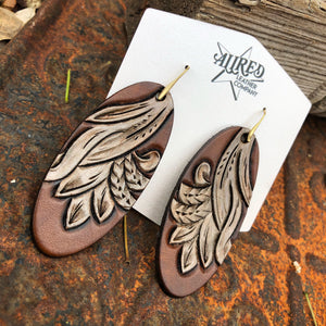 Large Fili Earrings