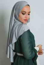 Load image into Gallery viewer, Grey Insta Hijab - LunasEssentials.com