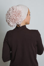 Load image into Gallery viewer, Pink Volumising Underscarf - LunasEssentials.com