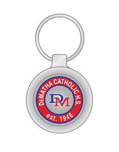 DeMatha Key Tag