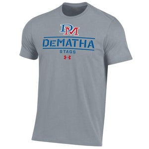 UA Perf Cotton Tee
