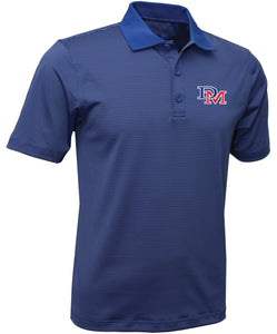 ES Royal Stripe Polo