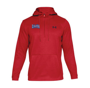 UA Armour Fleece 1/2 Zip Hoodie