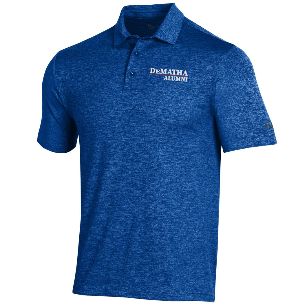 UA Heathered Alumni Polo