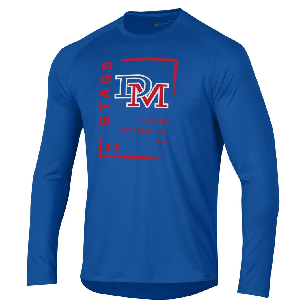 UA Royal Tech L/S Tee