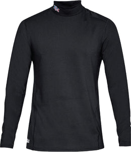 UA M Mock Turtleneck