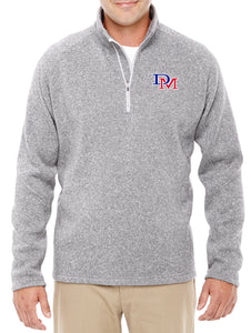 ES Men's 1/2-Zip Sweater Fleece
