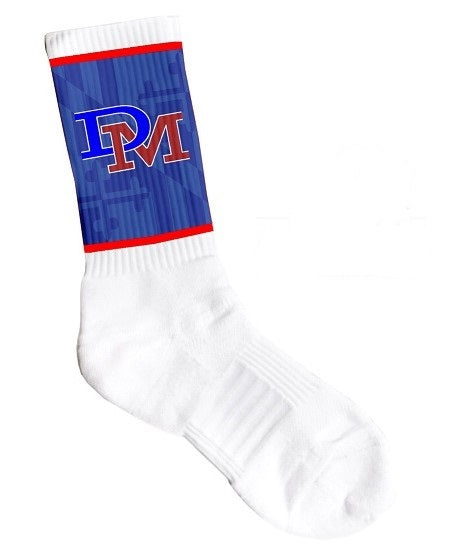 DM Sublimated Socks
