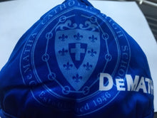 DeMatha Crest Masks