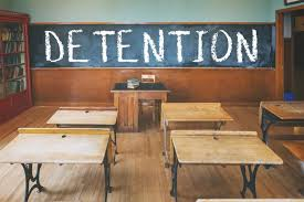 Saturday Detention
