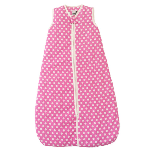 Strawberry Polka dots 6-18 Months 2.5 Tog RRP $65