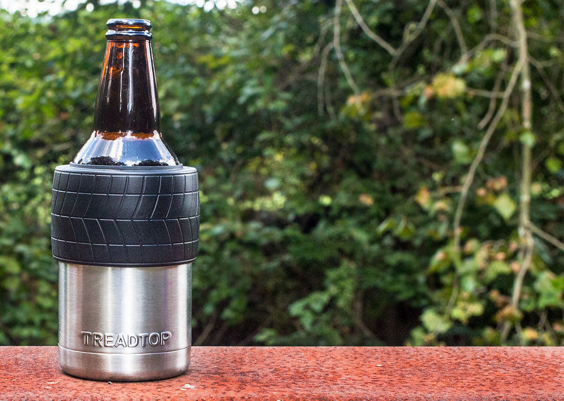 TreadTop® Insulated Can and Bottle Holder