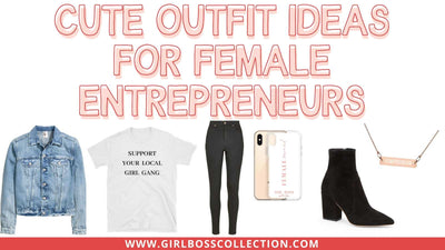 Cute Outfit Ideas For Female Entrepreneurs