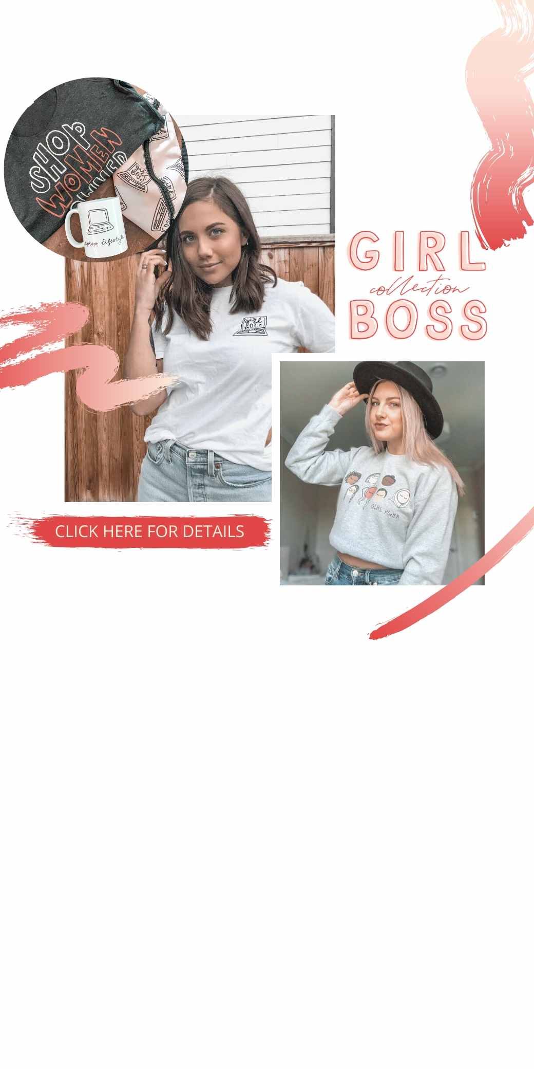 girl boss collection brand ambassador
