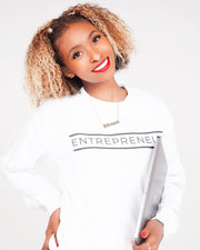Entrepreneur Sweatshirt, Entrepreneur Clothing, Girl Boss Clothing