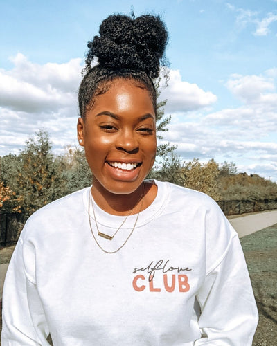 Self Love Club Sweatshirt