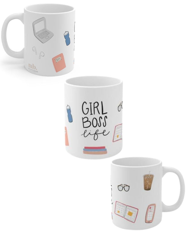 girl boss mug, girl boss style, girl boss clothing, girl boss quotes, gifts for female entrepreneurs, girl boss gifts, gifts for female ceo, gifts for professional women